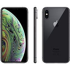 iPhone Xs 64 GB vesmírne sivý