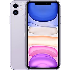 iPhone 11 128 GB fialová