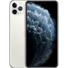 iPhone 11 Pro Max 64GB strieborný