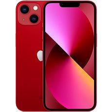 iPhone 13 256GB červená