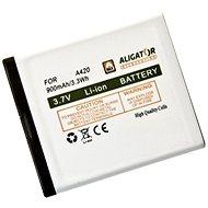 Akumulátor pre Aligator A420/V500