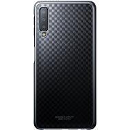 Samsung Galaxy A7 2018 Gradiation Cover Black