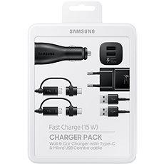 Samsung Charger Pack Čierna