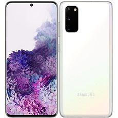 Samsung Galaxy S20 biela