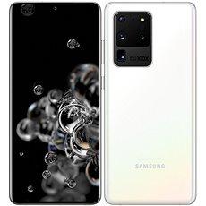 Samsung Galaxy S20 Ultra 5G biela