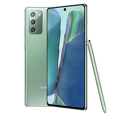 Samsung Galaxy Note 20 zelená