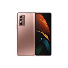 Samsung Galaxy Z Fold2 5G bronzová