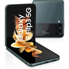 Samsung Galaxy Z Flip3 5G 256GB zelená