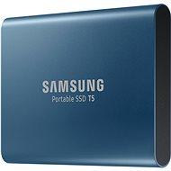 Samsung SSD T5 500 GB modrý