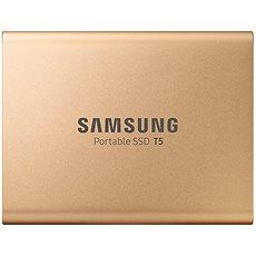 Samsung SSD T5 1TB Zlatý