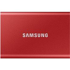 Samsung Portable SSD T7 1 TB červený