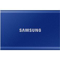 Samsung Portable SSD T7 2 TB modrý