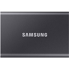 Samsung Portable SSD T7 1 TB čierny