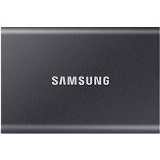 Samsung Portable SSD T7 2 TB čierny
