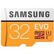 Samsung microSDHC 32 GB EVO UHS-I U1