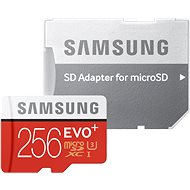 Samsung microSDXC 256 GB EVO Plus Class 10 UHS-I