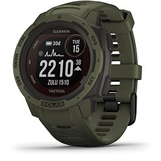 Garmin Instinct Solar, Tactical Moss
