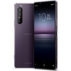 Sony Xperia 1 II fialový