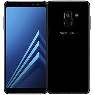 Samsung Galaxy A8 Duos čierny
