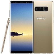 Samsung Galaxy Note8 zlatý