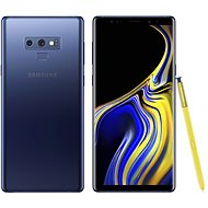 Samsung Galaxy Note9 Duos 128 GB modrý