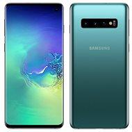 Samsung Galaxy S10 Dual SIM 128 GB zelený