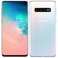 Samsung Galaxy S10 Dual SIM 512 GB biely