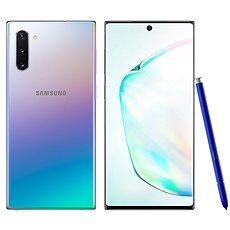 Samsung Galaxy Note 10 Dual SIM strieborná