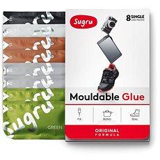 Sugru Mouldable Glue 8 pack – farebný mix