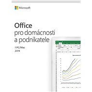 Microsoft Office 2019 Home and Business ENG (BOX)