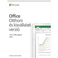 Microsoft Office 2019 Home and Business HU (BOX)