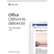 Microsoft Office 2019 Home and Student HU (BOX)