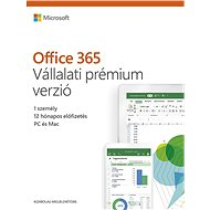 Microsoft Office 365 Business Premium Retail HU (BOX)