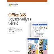 Microsoft Office 365 Personal HU (BOX)