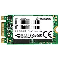 Transcend MTS400 M.2 SSD 512 GB