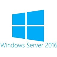 HPE Microsoft Windows Server 2016 Standard CZ OEM – iba s HPE ProLiant – hlavná licencia