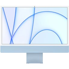 iMac 24 M1 SK Modrý