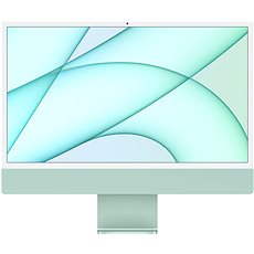 iMac 24  M1 SK Zelený