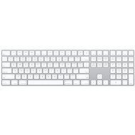 Magic Keyboard s číselnou klávesnicou - česká