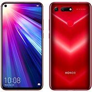 Honor View 20 256 GB červený