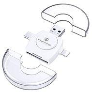 VIKING V4 USB 3.0 4 v 1 biela