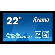 21,5 iiyama ProLite T2235MSC-B1 MultiTouch