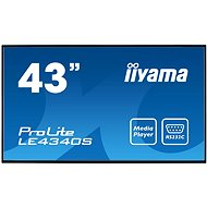 43 iiyama ProLite LE4340S-B1