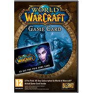 World of Warcraft (prepaid card) - pre PC