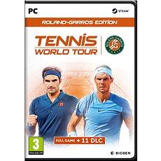 Tennis World Tour – RG Edition