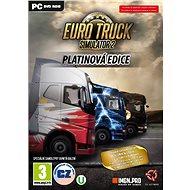 Euro Truck Simulator 2: Platinová edícia