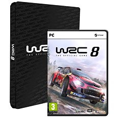 WRC 8 The Official Game Collectors Edition