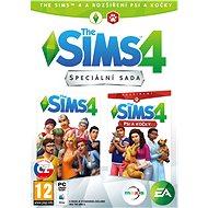 The Sims 4: Psy a Mačky bundle (Plná hra