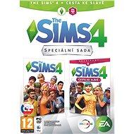 The Sims 4: Cesta ku sláve bundle (Plná hra