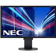 24 NEC MultiSync LED EA244WMi čierny